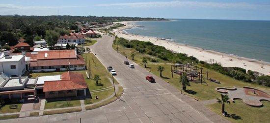 La Floresta, อุรุกวัย: Hotel Floresta! Praias maravilhosas!!!