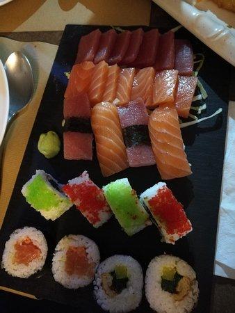 Bilde fra Beef & Sushi