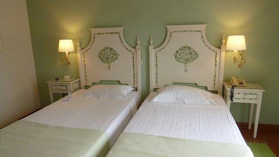 SL Hotel Santa Luzia, Elvas: Quarto.