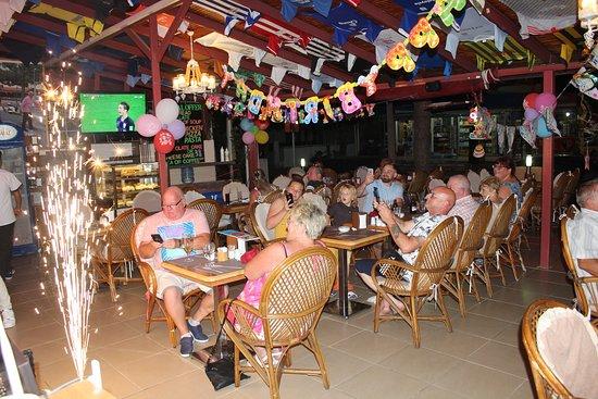 Wembley Restaurant & Bar: wembleybar156