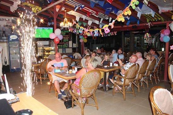Wembley Restaurant & Bar: wembleybar157