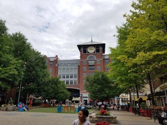 羅克維爾城市廣場