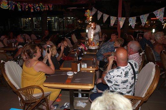 Wembley Restaurant & Bar: wembleybar159