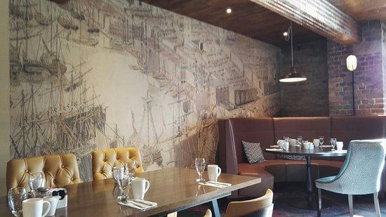 Bilde fra DoubleTree by Hilton Hotel London - Docklands Riverside