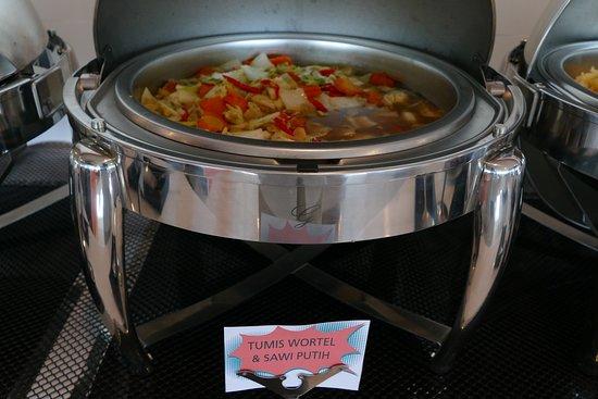 HARRIS Hotel Sentraland: Breakfast Menu