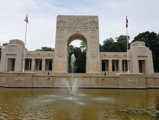 Mémorial de L'escadrille La Fayette