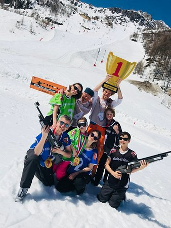 Altitude Biathlon: Faire du biathlon accessible