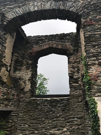 Ruins of St. John's Episcopal Church