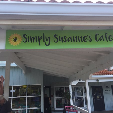 Bilde fra Simply Susanne's Cafe