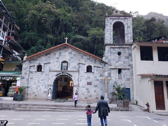 Igreja Virgen Del Carmen