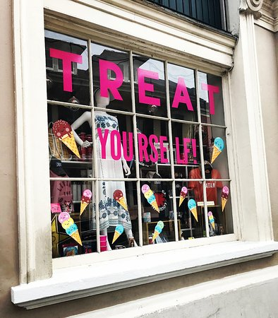 Sweet pea and Tulip Boutique