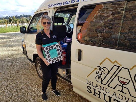 Lindisfarne, Australia: Island Adventure Shuttles
