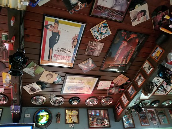 Nisqually Bar and Grill: Records (yes, there really were such things!)