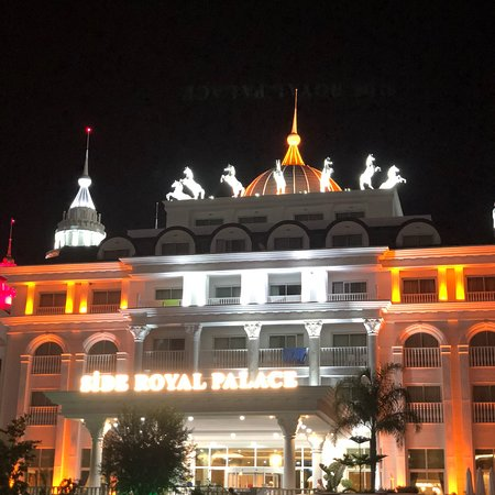Bilde fra Side Royal Palace Hotel & Spa
