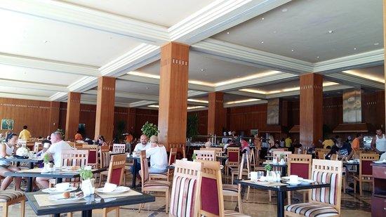 Jaz Grand Marsa: main restaurant