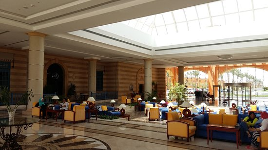 Jaz Grand Marsa: lobby