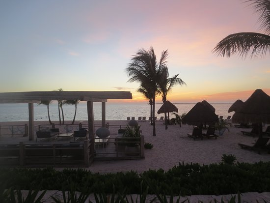 Excellence Playa Mujeres: Sunrise