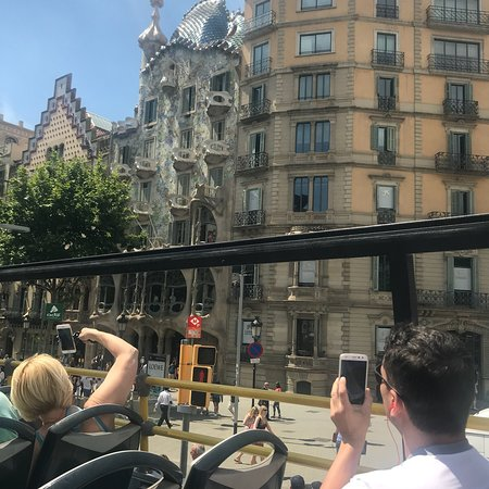 Barcelona City Tour Foto
