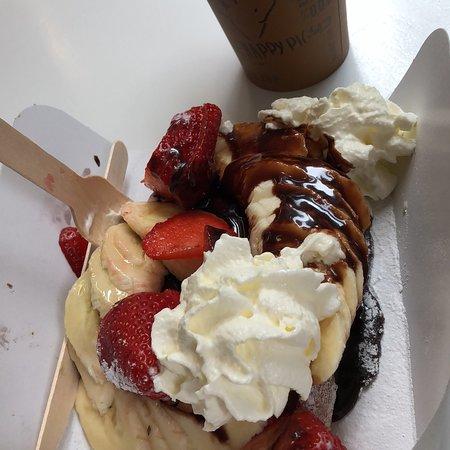 The Happy Pig Pancake Shop Amsterdam: photo0.jpg