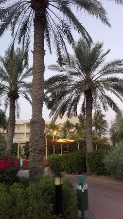 Al Jazirat Al Hamra, United Arab Emirates: Hotel Hilton Al Hamra (one of the Villas)
