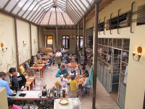 Prudencia: Restaurant