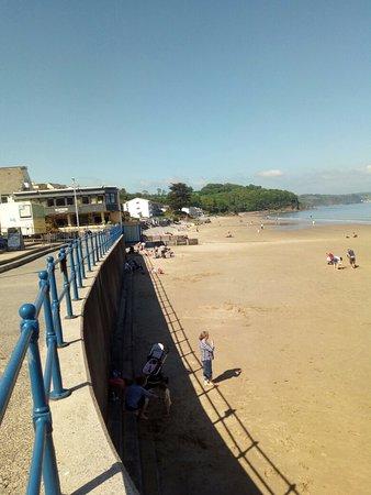 Saundersfoot Beach Photo