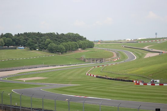 Donnington Park Race Circuit