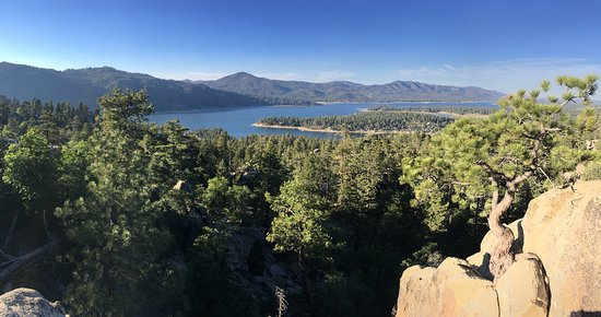 Castle Rock Trail: View from the top