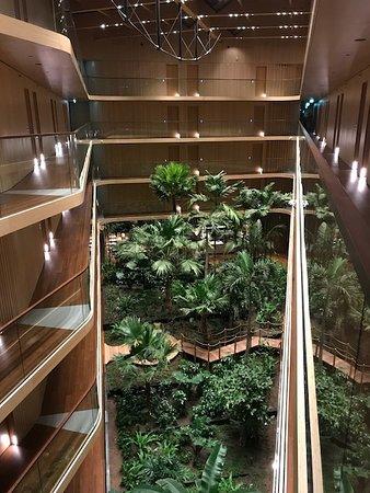 Atrium Picture Of Hotel Jakarta Amsterdam Tripadvisor