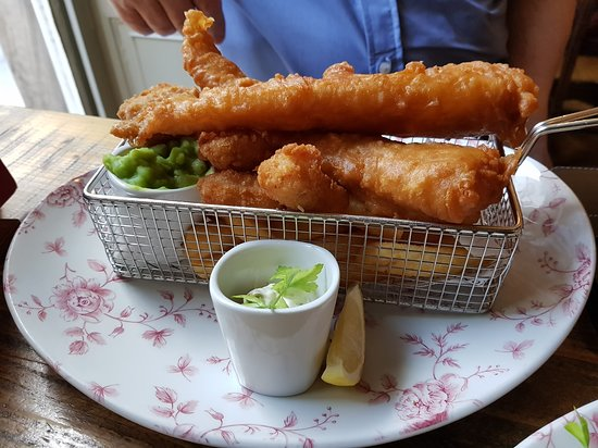 The Bank: Fish & Chips