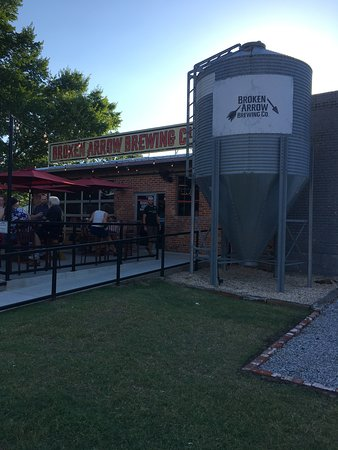 Broken Arrow Brewing Company