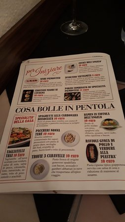 L' Angelo Cucina Fusion: L' Angelo