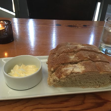 Bliss: Delicious bread and butter!!!