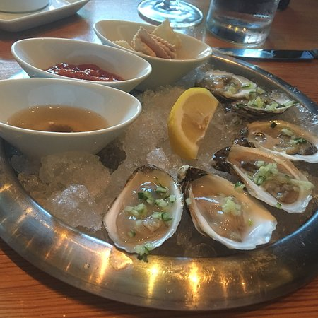 Bliss: Wonderful oysters!!!!!