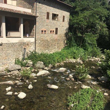 Gem in Tuscany in unique Loro Ciuffena