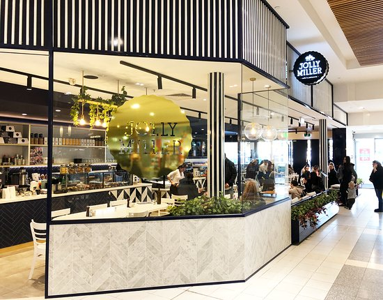 The Jolly Miller Cafe and Patisserie: Cafe