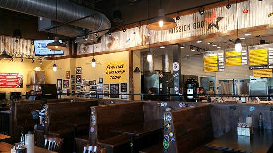 Mission BBQ: They've got the Atmosphere of Heros