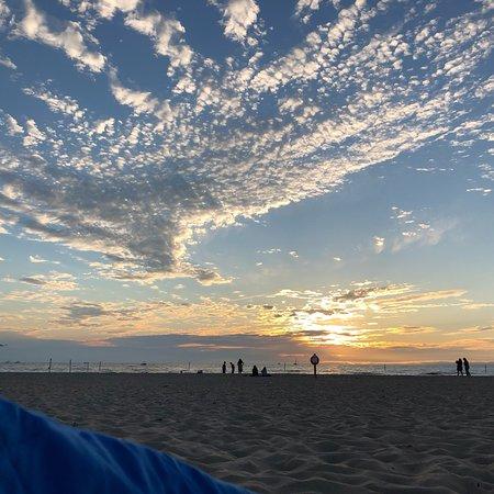 Foto de Holland State Park Beach