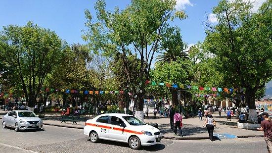 Parque De La Feria San Cristobal De Las Casas