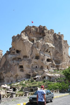 Turkish Heritage Tours -  Day Tours: Uchisar Castle