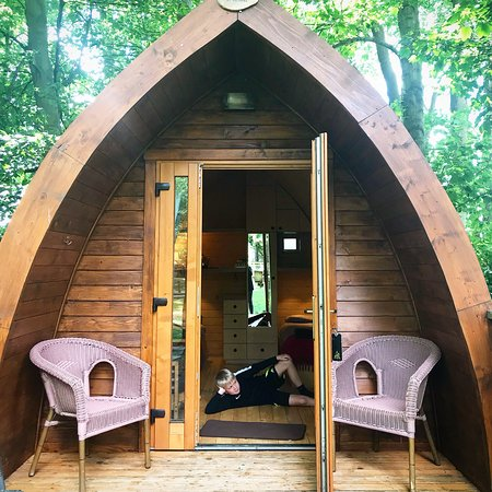 Pinewood Camping Pods