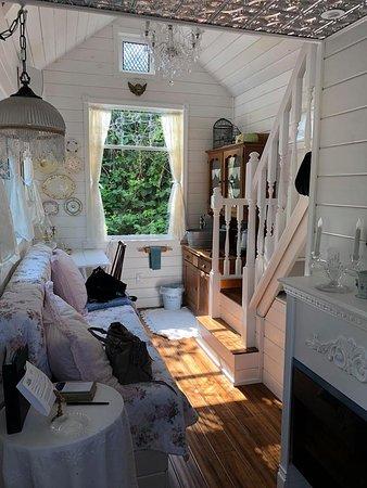 Cute, but cozy :)