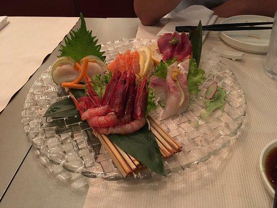 Yang Sushi & Fusion: Sashimi chef
