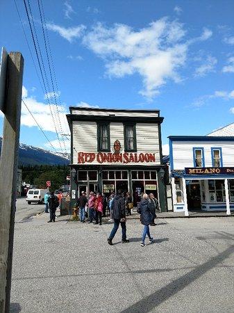 Bilde fra Red Onion Saloon