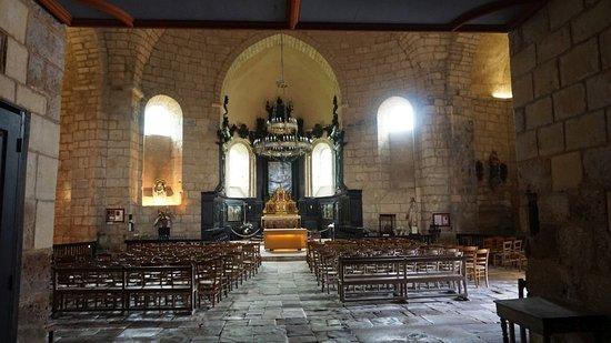 Saint-Jean de Cole: Altar