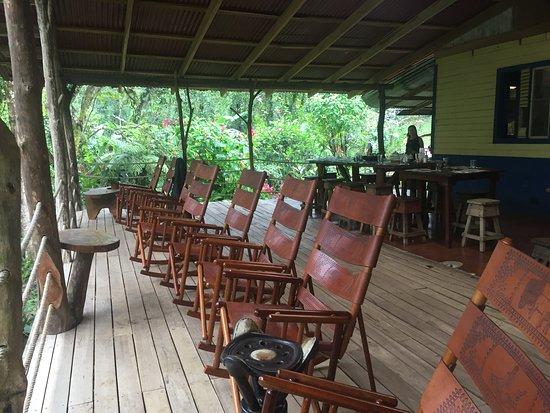 La Carolina Lodge: MAIN BUILDING