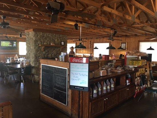 Metter, GA: Main Dining Area