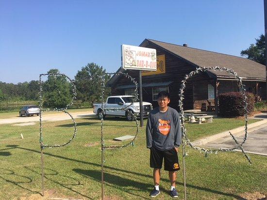 Metter, GA: Great BBQ