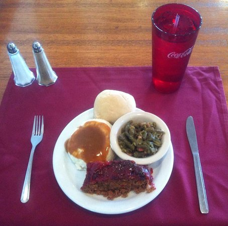 Colby's Deli & Cafe: Mary's Mahvahlus Meatloaf Special (Seasonal)