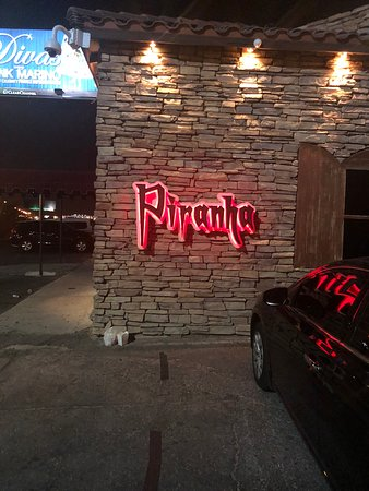 Piranha Nightclub
